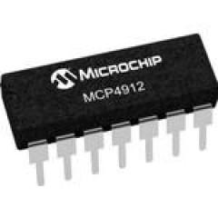 MCP4912-E/P